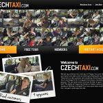 Free Account Czechtaxi.com Offer