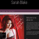 Login To SarahBlake Free