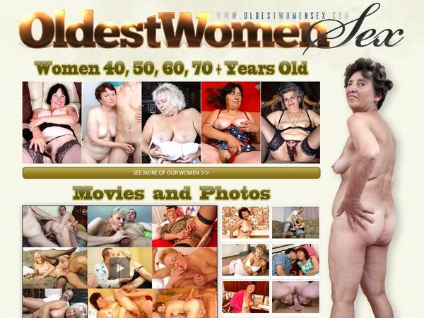Oldest Women Sex Trial Membership Free