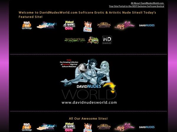 Davidnudesworld.com Full Video