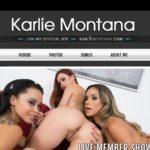 Karlie Montana Special Price