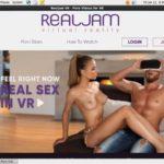 Real Jam VR Girl