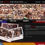 Paypal Swingers Mega Czech