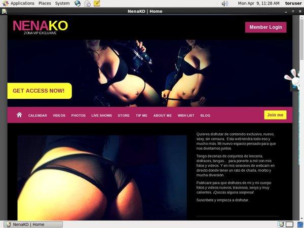 VIP KO Nena Membership Discount
