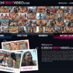 Video First Czech Discount Trial