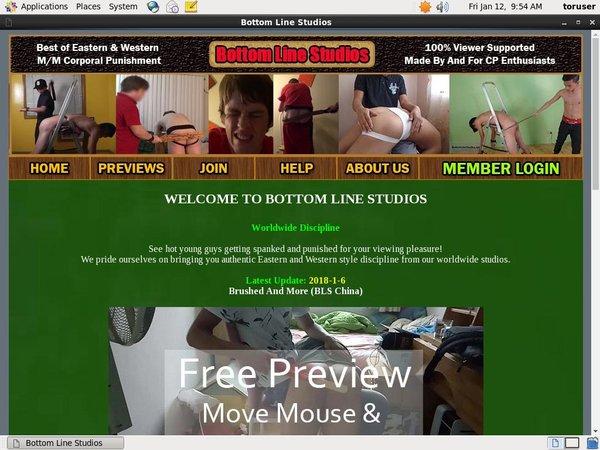 Bottom Line Studios Limited Offer